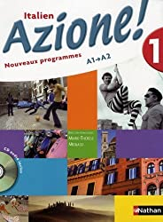 Italien Azione ! A1 A2 (1CD audio)