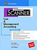 #3: Scanner - Cost & Management Accounting (CS-Executive) For June 2018 Exams