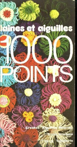 1000 points por LAINES ET AIGUILLES
