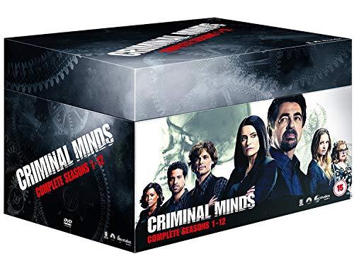 Criminal Minds Seasons 1-12 [Italia] [DVD] segunda mano  Se entrega en toda España