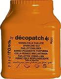 Decopatch - Colla con brillantini, 150 g, colore: Bianco