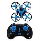 MagiDeal Mini Drone Jjrc H36 Rc Quadcopter 4 Ejes Rc Helicóptero Juguetes - Azul