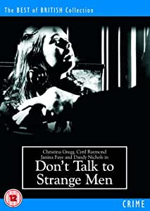 Don't Talk To Strange Men [DVD]