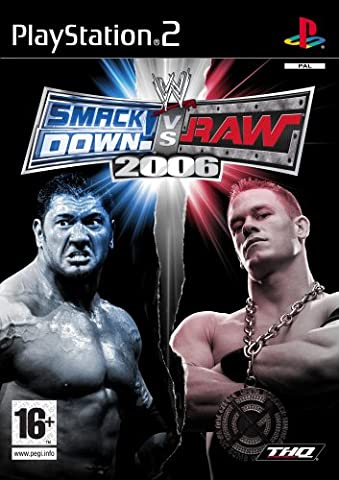 WWE Smackdown! Vs. Raw 2006 (PS2) [import