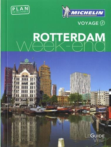 Descargar Libro Guide Vert Week-End Rotterdam Michelin de Michelin