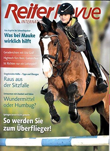 Reiter Revue International 2 2016 Was bei Mauke hilft Entwurmen Zeitschrift Magazin Einzelheft Heft Pferderevue Reiten Pferde