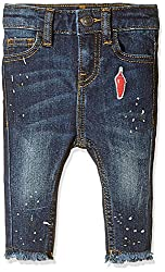 United Colors of Benetton Baby Girls Jeans (16P4DENC0115I902_Blue_0Y)