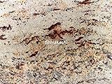 generisch Schneidebrett aus Naturstein in verschiedenen Farben in edlem Edelstahlrahmen 50x35cm zum festen Einbau in Ihre bestehende Arbeitsplatte. (Shivakashi)
