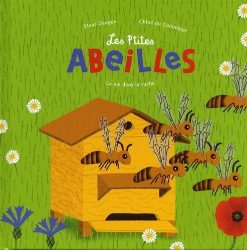 Les p'tites abeilles par Fleur Daugey