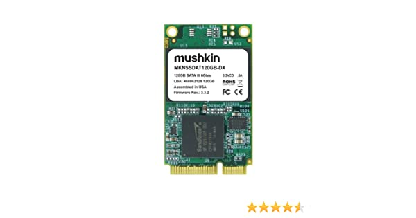 MUSHKIN ATLAS VALUE MSATA 120GB SSD DRIVER UPDATE