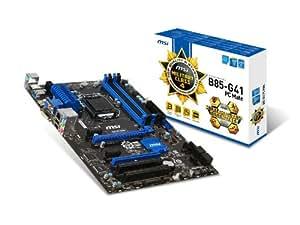 MSI B85-G41 PC Mate Carte mère Intel ATX Socket 1150