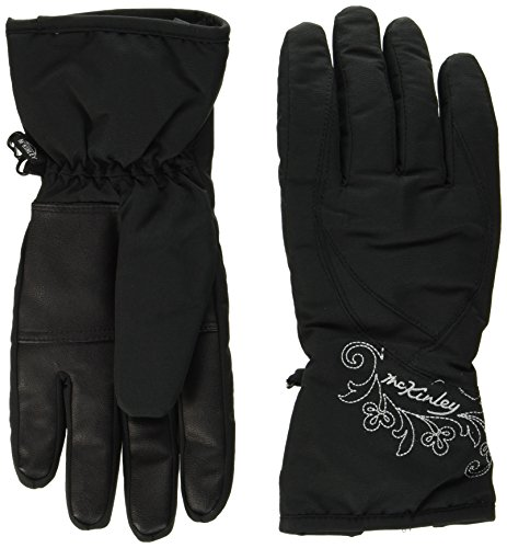 McKINLEY Damen Handschuhe Vaean II, Black Night, 6,5