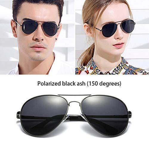 Polarisierte Vollformat-Sonnenbrille Die zu 100% UV-beständige Damen-Sonnenbrille kann mit einem UV400-Schutz ausgestattet Werden-4