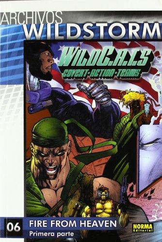 Archivos Wildstorm: Wildcats 6