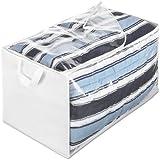 Whitmor Jumbo Fabric Storage Bag (Clear)