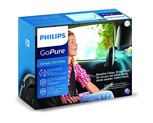 Preisvergleich Produktbild Philips GPC10MXX1 Autoluftreiniger GoPure Compact 100 AirMax