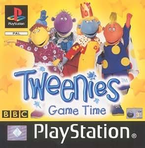 Tweenies Game Time (PS)