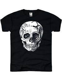 TEE-Shirt, Homme T-Shirt Skull