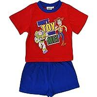 Disney Boys Toy Story Buzz Lightyear Short Pyjamas Size 18 Months to 5 Years