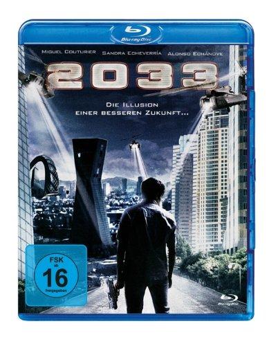 2033 - Das Ende ist nah! [Blu-ray]