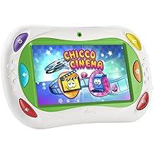 Chicco - Happy Tab, Bianco [nuova versione]