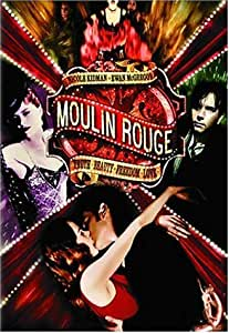 Moulin Rouge! [VHS] [2001]
