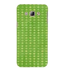 PrintVisa Bandhini Cloth Pattern 3D Hard Polycarbonate Designer Back Case Cover for Samsung Galaxy A8