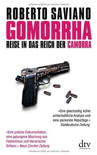Roberto Saviano: »Gomorrha: Reise in das Reich der Camorra« auf Bücher Rezensionen