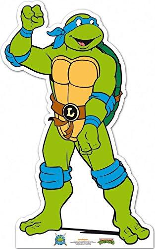 rdo - TMNT / Teenage Mutant Ninja Turtles Aufsteller Standup Figur Kinoaufsteller Pappfigur Cardboard Lebensgroß Life-Size Standup ()