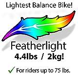 Cruzee – UltraLeicht Laufrad (1,9 kg) fur kinder ab 1.5 bis 5 Jahre - 5