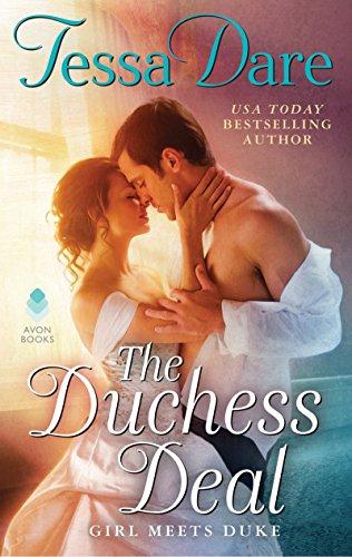 The duchess deal girl meets duke ebook tessa dare amazon the duchess deal girl meets duke by dare tessa fandeluxe PDF