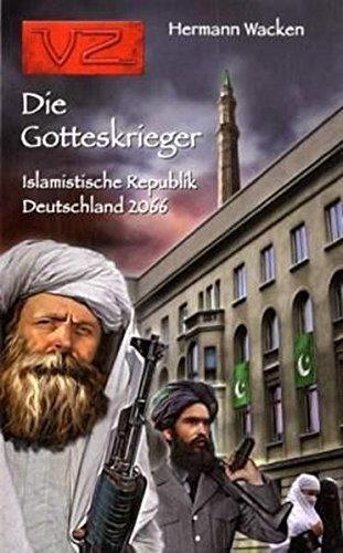 Zone Die Verbotene (Die Gotteskrieger: Islamistische Republik Deutschland 2066 (Verbotene Zone))