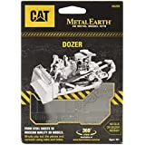 Fascinaciones: CAT Dozer - Kit de Modelos de Metal 3D