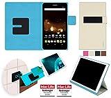 reboon Acer Iconia Talk S A1-734 Hülle Tasche Cover Case Bumper | Beige | Testsieger