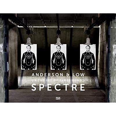 Anderson & Low : On the set of James Bond's spectre