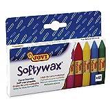 Jovi- Softywax Cajita de 10 Barras Cera (146170)