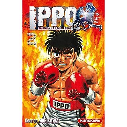 Ippo - saison 4, La loi du ring - tome 02 (2)