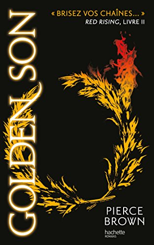 Red Rising - Livre 2 - Golden Son par Pierce Brown