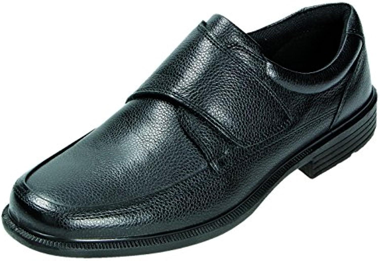 Conway Zapatos de Cordones Para Hombre Negro Negro -