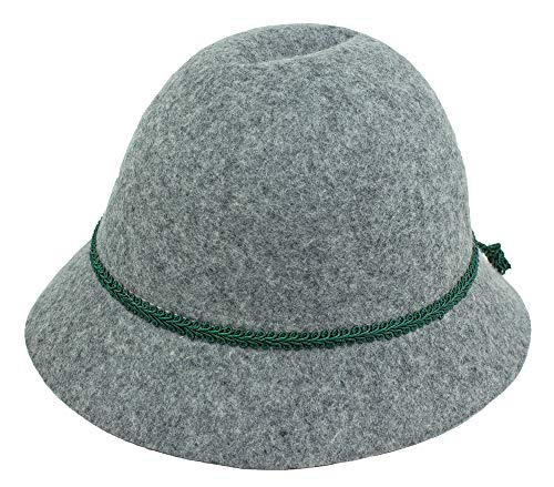Kinder Trachten Hut grau Gr. ()