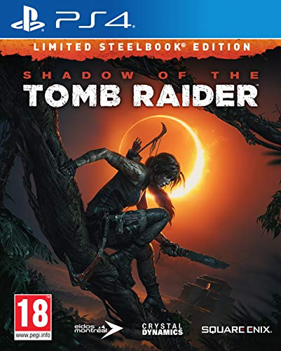 Shadow of The Tomb Raider - Steelbook Edition - PlayStation 4