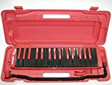 MELODICA - Hohner (943274) Fire 32 (Rojo y Negro)