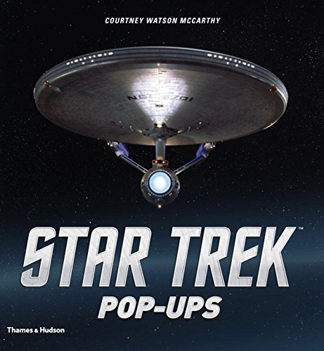 Star trek pop-ups par Courtney Watson McCarthy