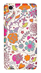 TrilMil Printed Designer Mobile Case Back Cover For Vivo Y31