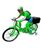 #10: Mahvi Toys Battery Operated Musical Bicycle With Light & Sound (Multicolor)