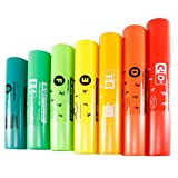 Boomwhackers BWEG Tubes sonores diatoniques - 7 pièces