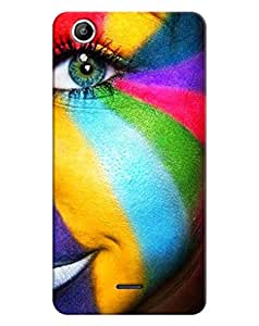 FurnishFantasy 3D Printed Designer Back Case Cover for Micromax Canvas Selfie Lens,Micromax Canvas Selfie Lens Q345