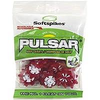 Softspikes Pulsar,Tacos de estándar, Unisex, Pulsar, Rojo, medium