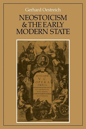 Neostoicism and the Early Modern State (Cambridge Studies in Early Modern History)
