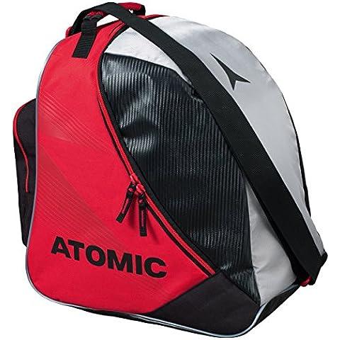 Atomic Casco/Zapatos de Gabinete Barco y Helmet Bag, Rojo, 52x 30x 8cm, 34L, al5033810